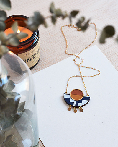 Tramonto Necklace