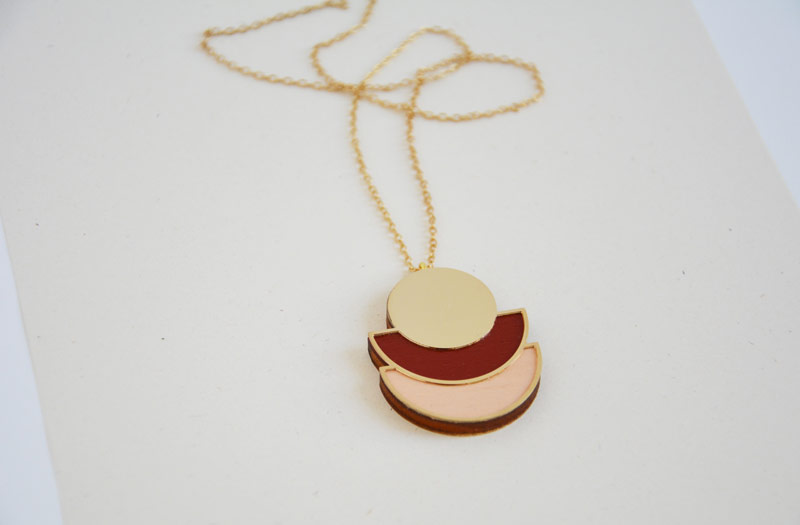 Saturno necklace