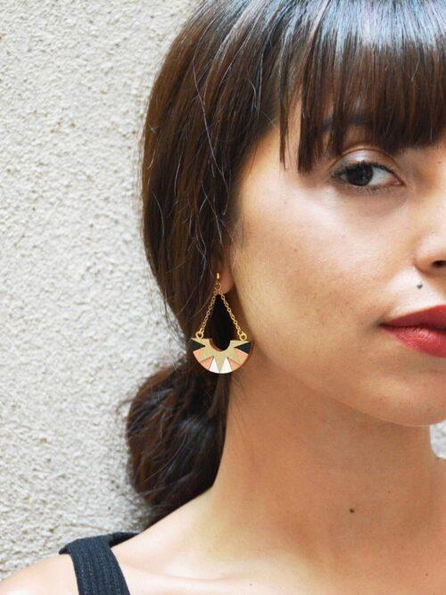 Sun Drop Earrings