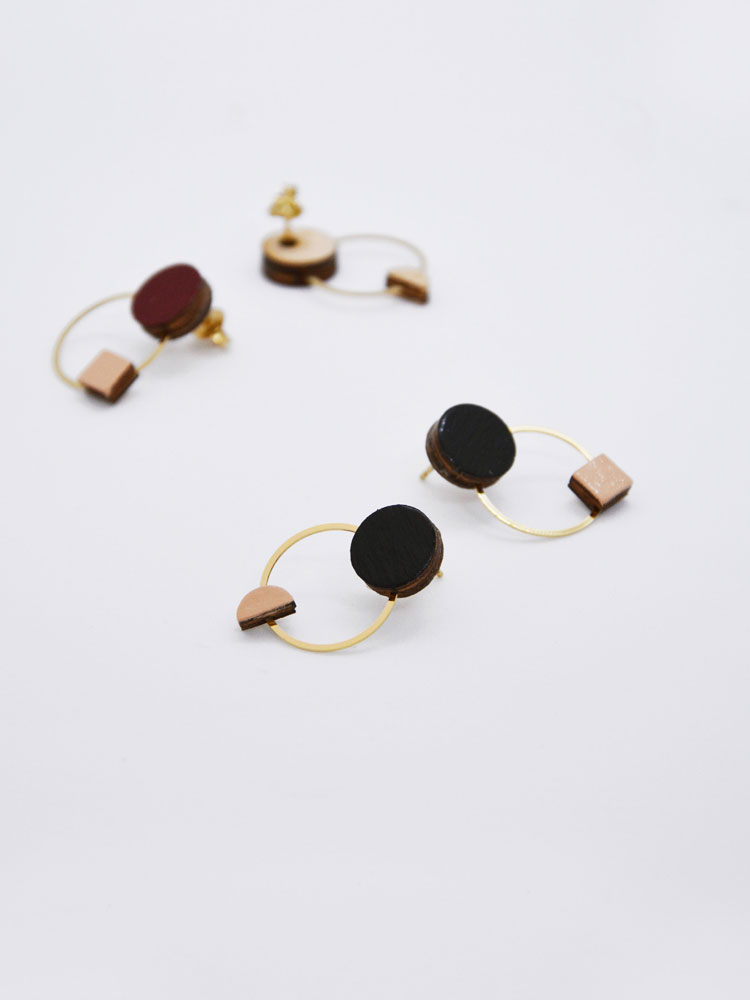 Earrings Kaleidos