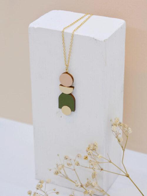Cometa totem necklace
